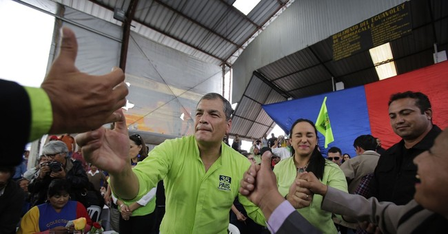 Ecuador president: Term limit needed to restore constitution