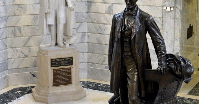 Removal of Jefferson Davis plaque in Kentucky delayed