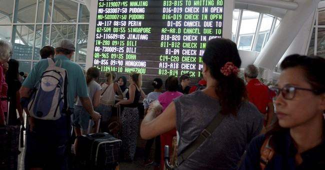 Australian leader seeks help for tourists stranded in Bali