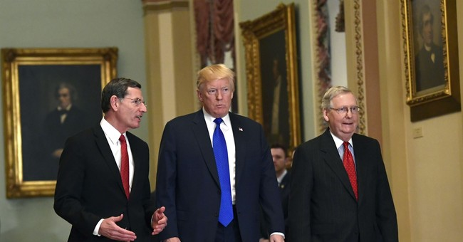 Conservatives slam GOP proposal to automatically raise taxes