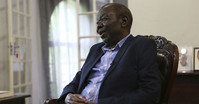 AP Interview: Zimbabwe's president has 'small window' to act