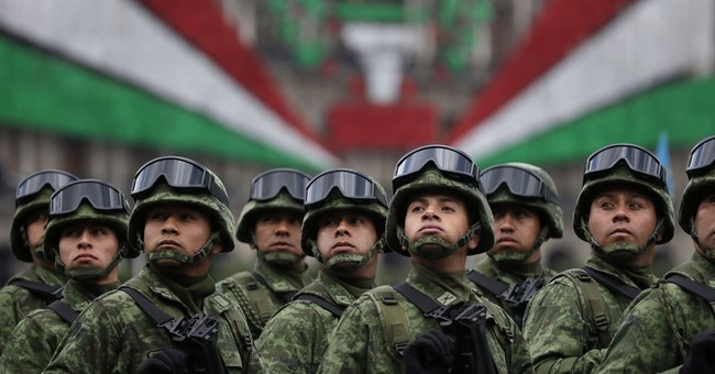 Mexican congress approves law allowing army to act as police