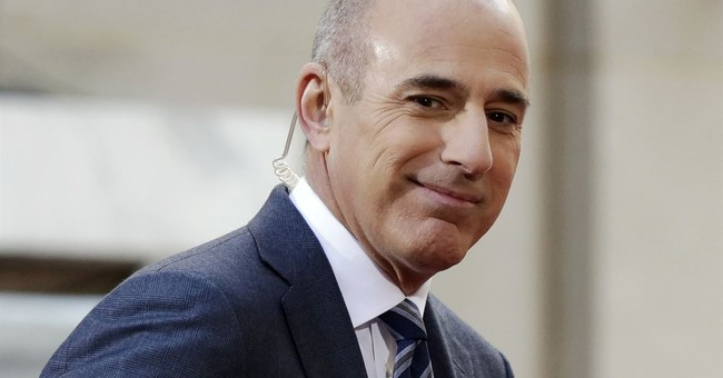 NBC source: No payout for Lauer on rest of his contract