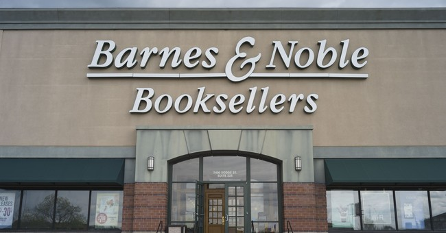 Harry Potter puts a curse on Barnes & Noble's sales
