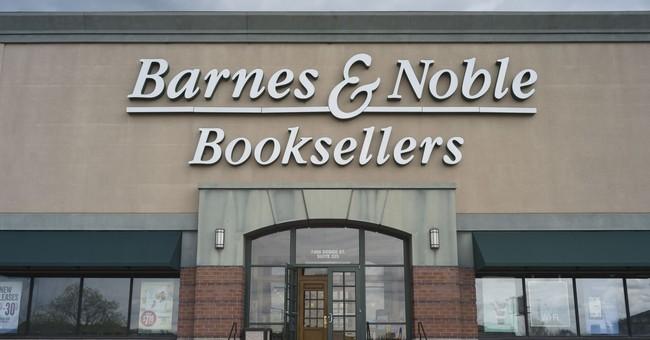 Harry Potter puts a curse on Barnes & Noble's sales