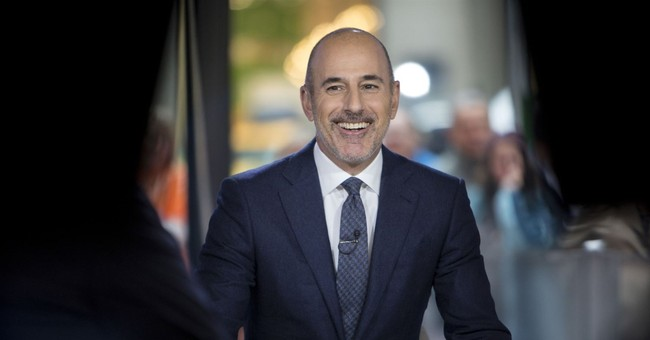 After Lauer's downfall, uncomfortable video clips circulate