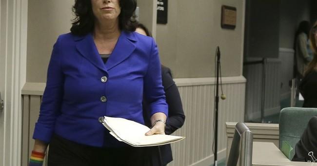 Pelosi's daughter shakes up California harassment debate