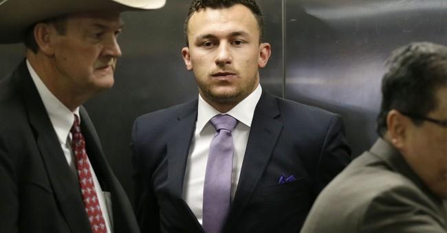 Misdemeanor assault charge dismissed against Johnny Manziel