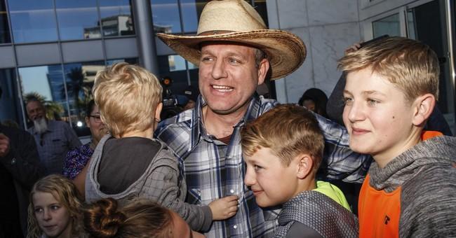 Oregon refuge standoff figure free on house arrest in Nevada