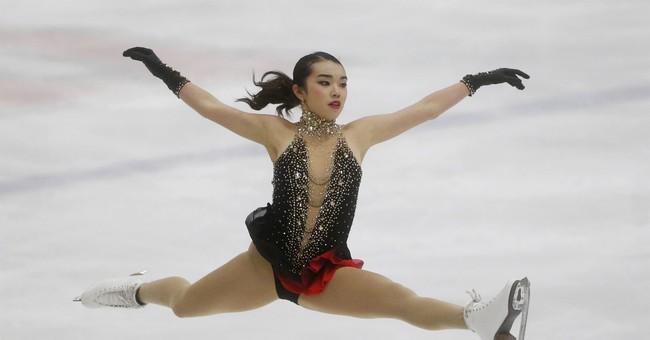US champion Karen Chen now an author, too