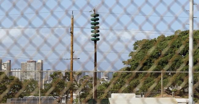 The Latest: Faint sirens spur checks after 1st Hawaii test