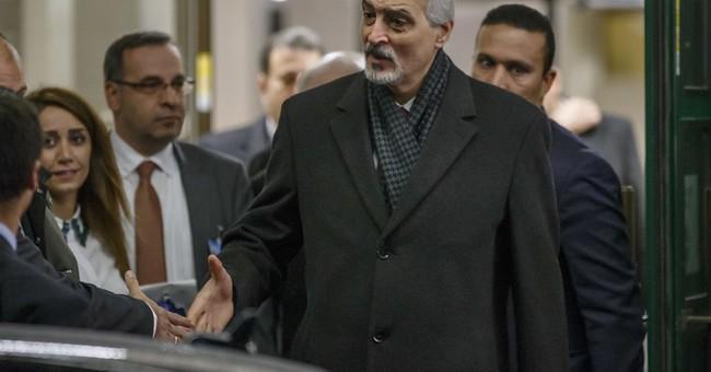Syria gov't envoy blasts 'irresponsible' opposition comments