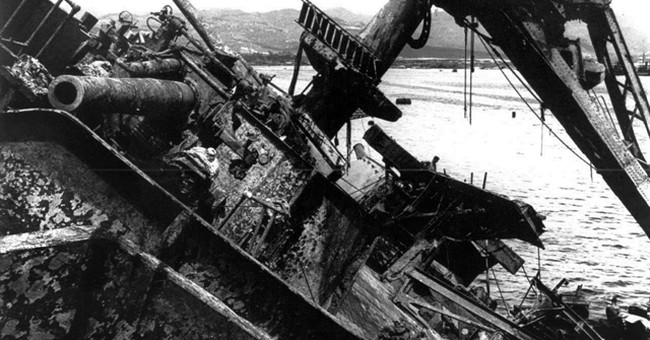 Military IDs 100 killed on USS Oklahoma in Pearl Harbor