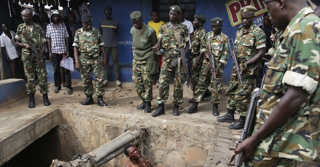 Burundi's government enforcers now killed for their silence