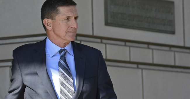 Michael Flynn's rise was rapid, his fall even faster