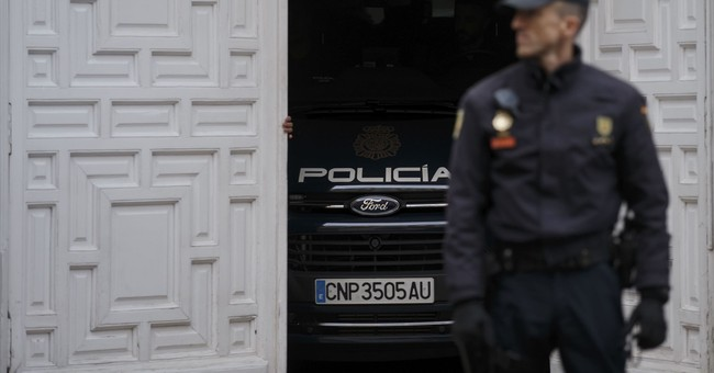 The Latest: Spanish prosecutors: No release for 10 Catalans