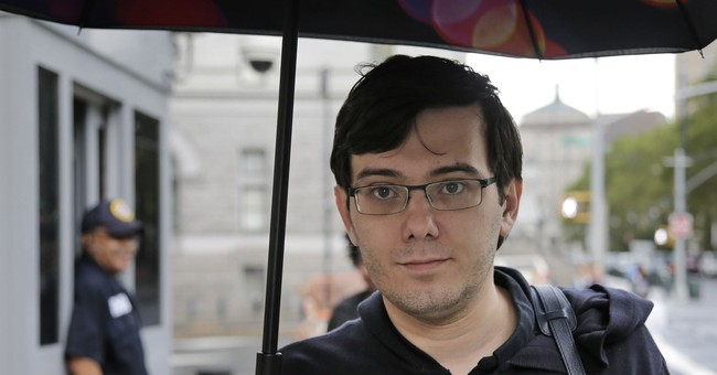 US wants 'Pharma Bro' Shkreli to forfeit $2M Wu-Tang album