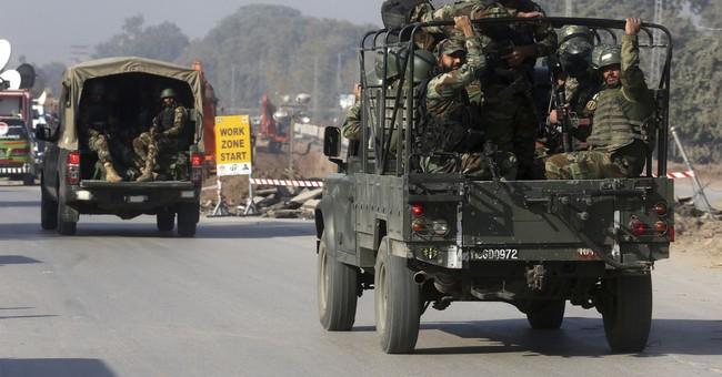 Gunmen attack agriculture institute in Pakistan, wounding 11