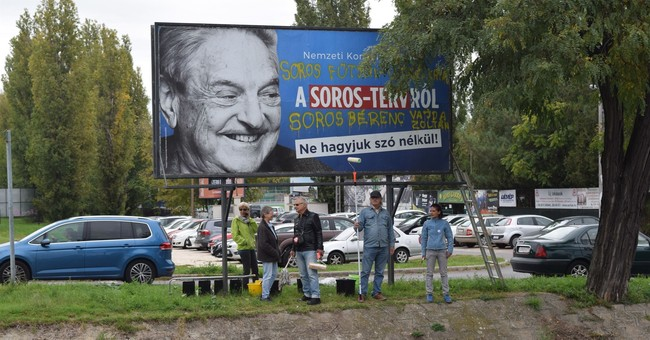 George Soros: Oppression in Hungary worse than under Soviets