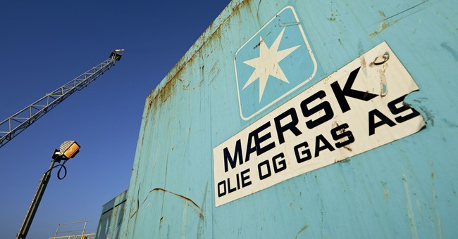 Maersk Oil, partners to invest $3.4B in North Sea gas