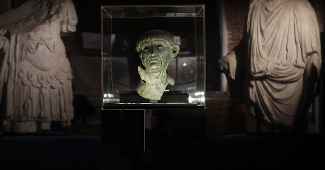 Legacy of Trajan, who grew Empire, is focus of Rome exhibit
