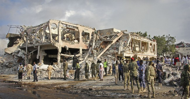 Final death toll in Somalia's worst attack is 512 people