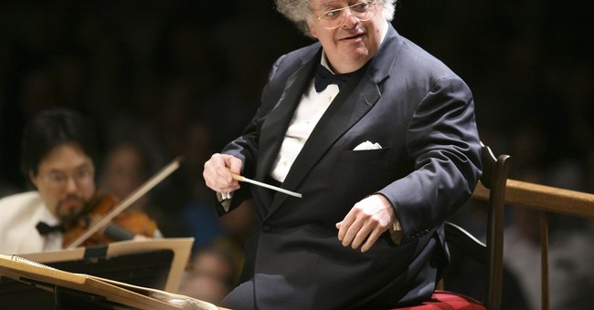The Latest: Ravinia Festival cuts ties with James Levine