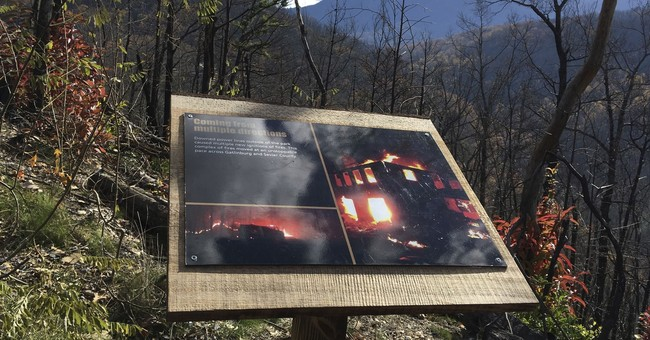 Charred Smokies town rebounds, doubts fires are 'new normal'