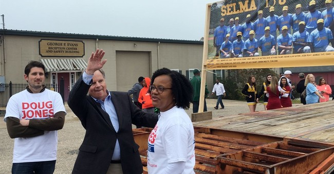 Alabama Senate candidate Jones reaches out to black voters