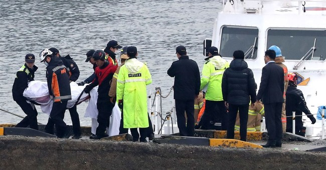 13 dead, 2 missing after boat capsizes in South Korea