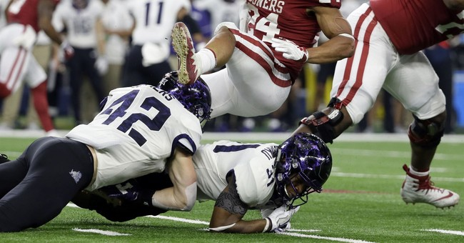 Oklahoma RB Anderson accused of sexual assault; he denies it