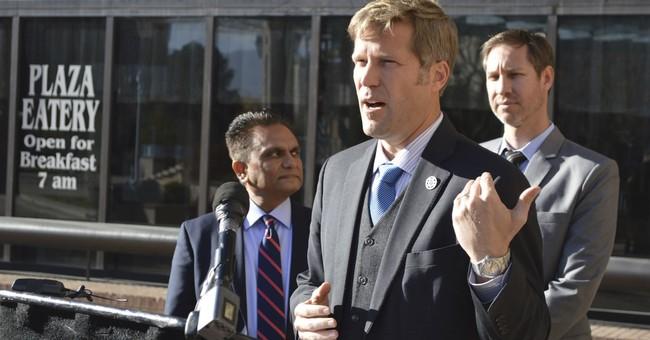 Democrat Tim Keller takes helm as Albuquerque's new mayor