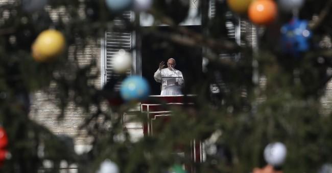 Pope prays that Honduras peacefully solves political crisis