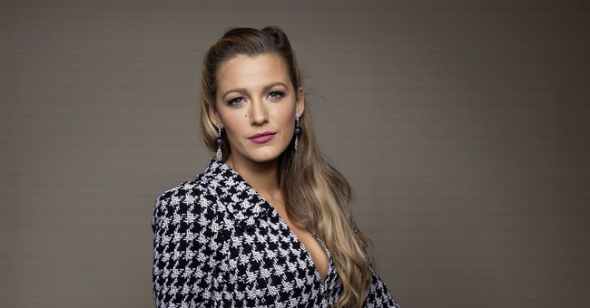 Blake Lively hurt during production of 'The Rhythm Section'