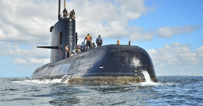 US, Russia deep-search vessels join hunt for Argentine sub