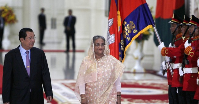 Bangladesh, Cambodia leaders meet on Rohingya, other issues