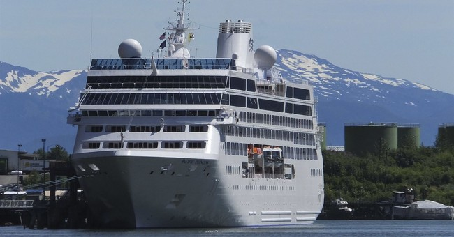 Tax hike for cruise industry dropped amid Alaska concerns