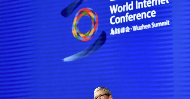Apple CEO hopeful banned apps will return to China store