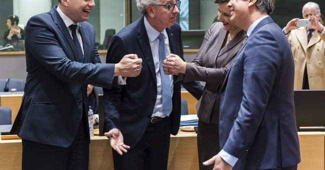The Latest: Portugal's Centeno wins battle to head eurogroup