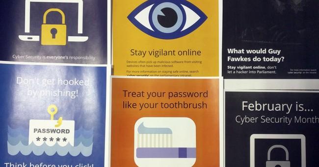 Documents: UK lawmakers flout explicit password-sharing ban