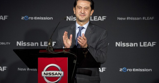 Nissan undaunted by bid to stop electric vehicle tax credits