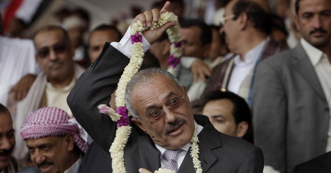 Yemen's Saleh ruled by shifting alliances as nation crumbled