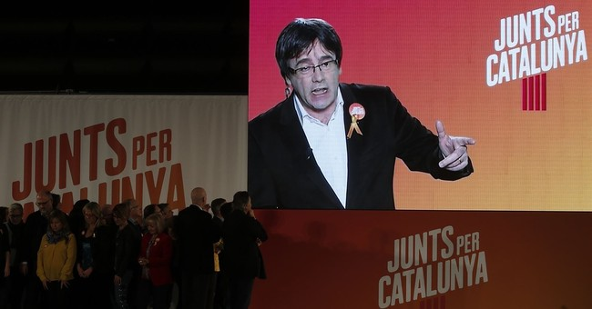 Spanish judge withdraws arrest warrant for Catalan leaders