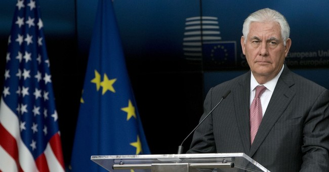 In Europe, Tillerson carries on but with diminished standing