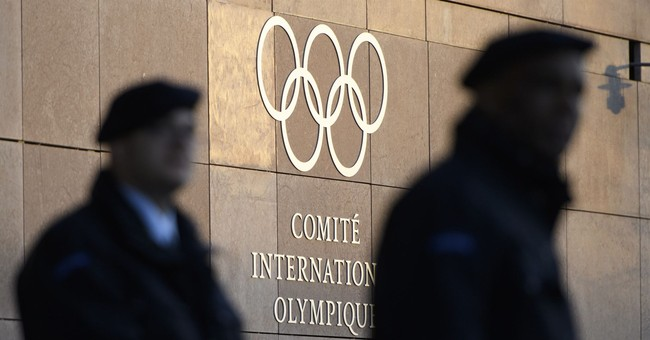 The Latest: Pyeongchang organizers respect IOC decision