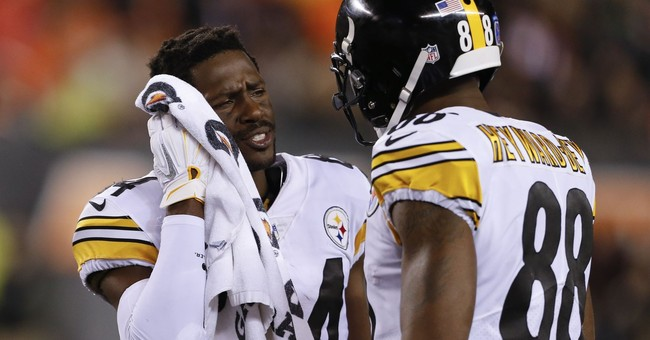 Brown, Boswell lead Steelers to 23-20 win over Bengals