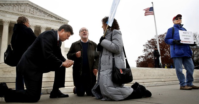 Kennedy seems conflicted in Supreme Court wedding cake case