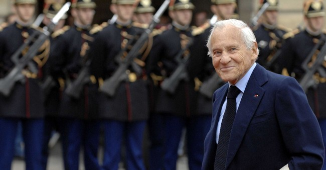 Jean d'Ormesson 'immortal' of Academie Francaise, dies at 92