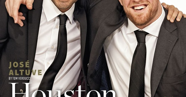 Watt and Altuve share SI's Sportsperson of the Year award