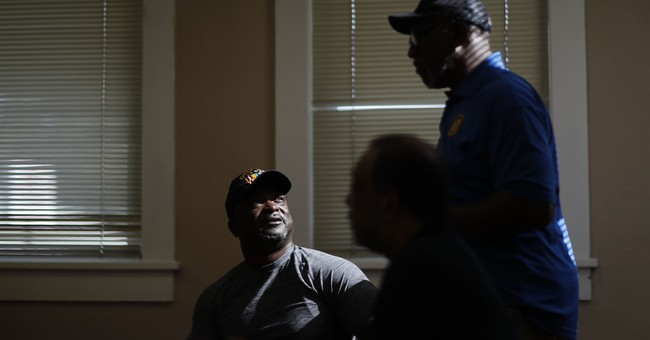 In a place that backed Trump, residents weigh racial divides